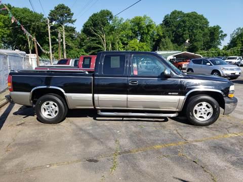 2001 Chevrolet Silverado 1500 for sale in Anderson, SC