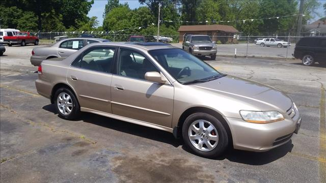 2001 Honda Accord for sale at A-1 Auto Sales in Anderson SC