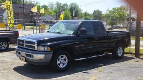 1999 Dodge Ram Pickup 1500 for sale at A-1 Auto Sales in Anderson SC