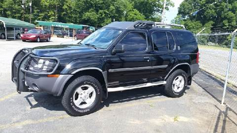 2004 Nissan Xterra for sale at A-1 Auto Sales in Anderson SC