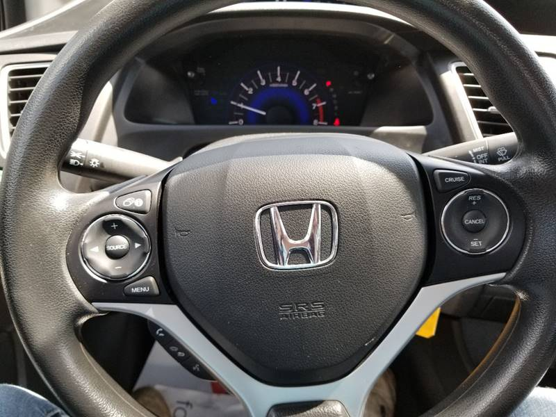 2015 Honda Civic LX 4dr Sedan CVT - Muskego WI