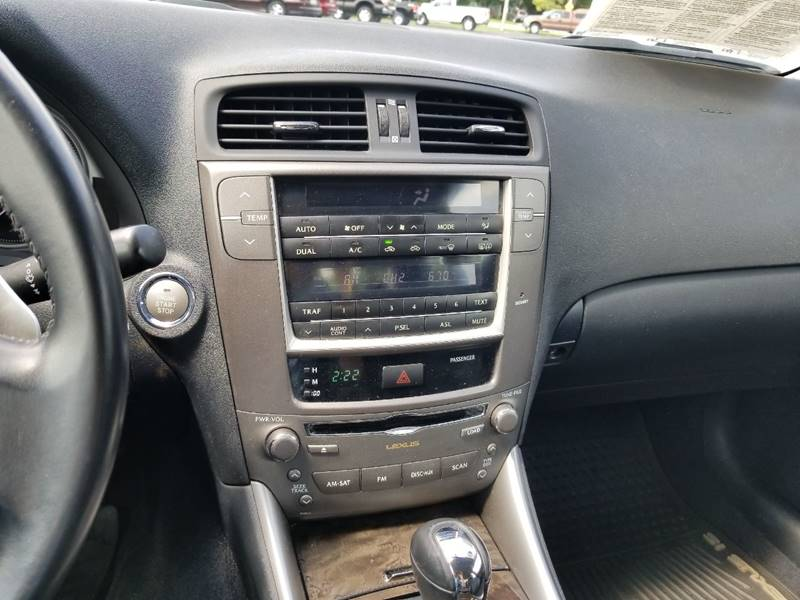 2009 Lexus IS 250 AWD 4dr Sedan - Muskego WI