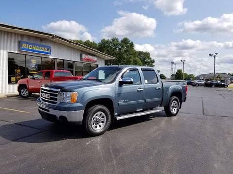 2012 GMC Sierra 1500 for sale in Muskego, WI