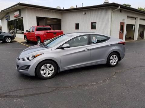 2016 Hyundai Elantra for sale in Muskego, WI