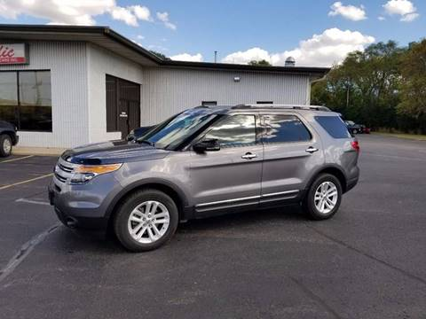 2011 Ford Explorer for sale in Muskego, WI