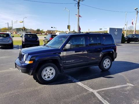 2016 Jeep Patriot for sale in Muskego, WI
