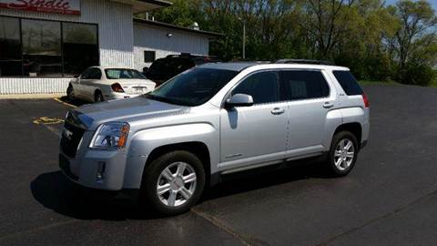 2014 GMC Terrain for sale at SINDIC MOTORCARS INC in Muskego WI