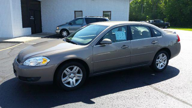 2007 Chevrolet Impala for sale at SINDIC MOTORCARS INC in Muskego WI