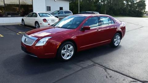 2010 Mercury Milan for sale at SINDIC MOTORCARS INC in Muskego WI