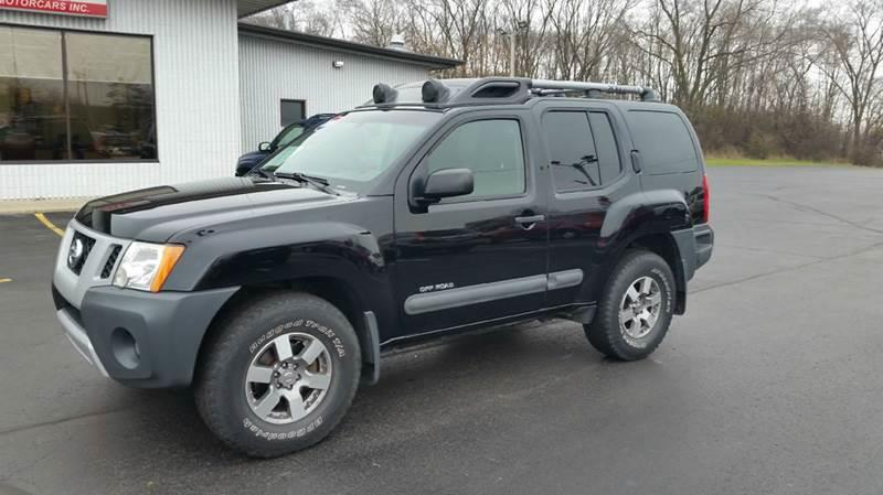 2009 Nissan Xterra Off Road 4x4 4dr SUV 5A   Muskego WI