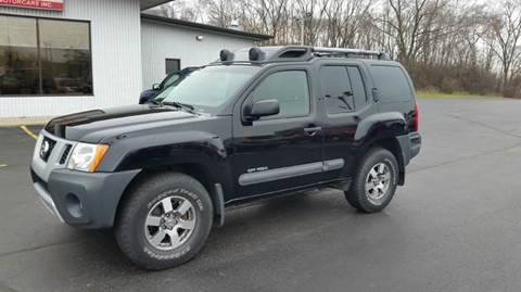 2009 Nissan Xterra for sale at SINDIC MOTORCARS INC in Muskego WI