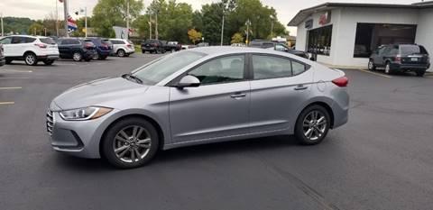 2017 Hyundai Elantra for sale in Muskego, WI