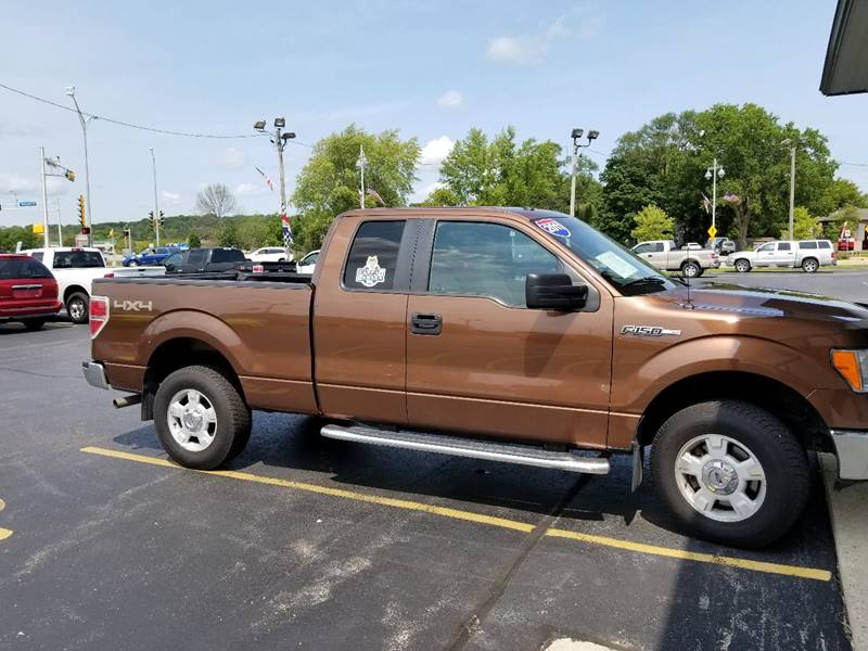 2011 Ford F-150 4x4 XLT 4dr SuperCab Styleside 6.5 ft. SB - Muskego WI