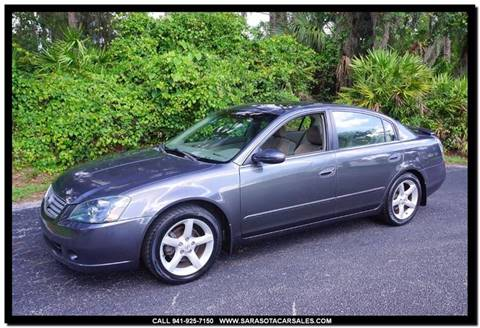2005 Nissan Altima For Sale In New Bern Nc Carsforsale