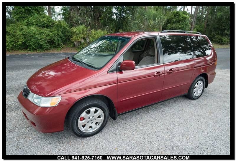 2004 Honda Odyssey EX 4dr Mini Van   Sarasota FL