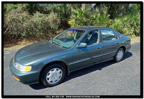 1996 Honda Accord for sale in Sarasota, FL