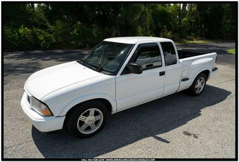 2000 GMC Sonoma for sale in Sarasota, FL