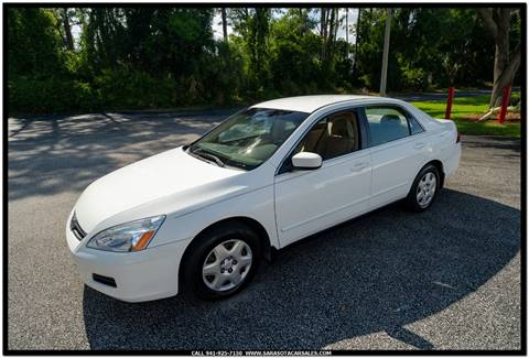 2007 Honda Accord for sale in Sarasota, FL