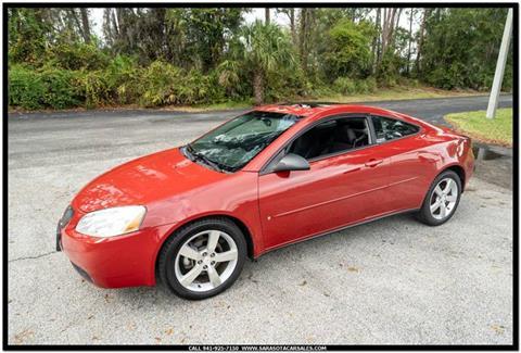 2006 Pontiac G6 for sale in Sarasota, FL