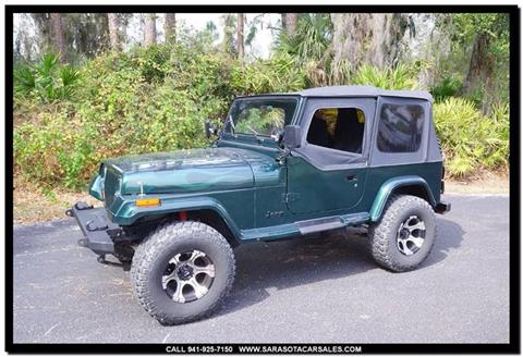 1994 Jeep Wrangler for sale in Sarasota, FL