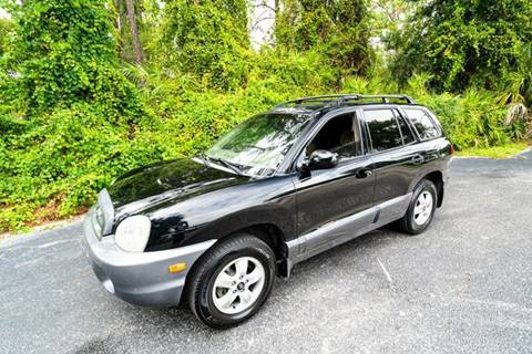 2006 Hyundai Santa Fe for sale in Sarasota, FL