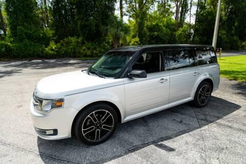 2013 Ford Flex for sale at Sarasota Car Sales in Sarasota FL