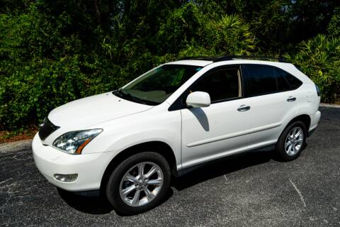 2009 Lexus RX 350 for sale at Sarasota Car Sales in Sarasota FL