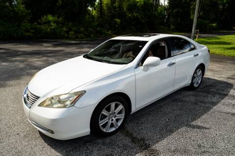 2008 Lexus ES 350 for sale at Sarasota Car Sales in Sarasota FL