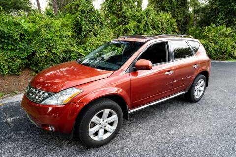 2007 Nissan Murano for sale at Sarasota Car Sales in Sarasota FL
