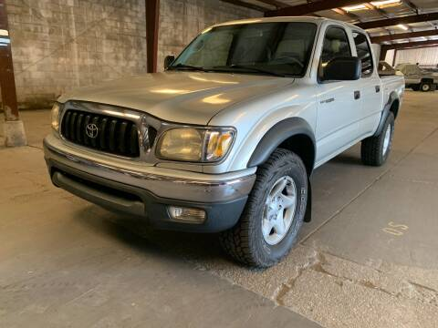 2004 Toyota Tacoma for sale at Sarasota Car Sales in Sarasota FL