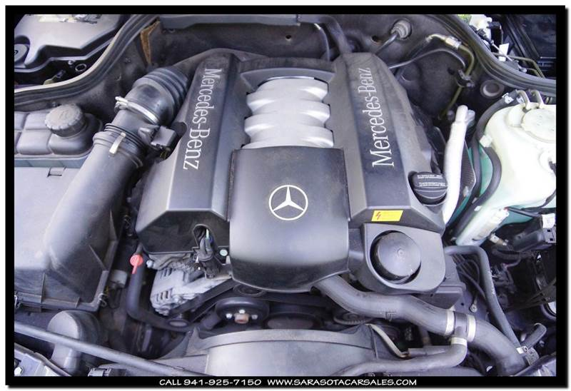 2003 mercedes benz clk clk 320 2dr cabriolet in sarasota for Mercedes benz of sarasota clark road sarasota fl