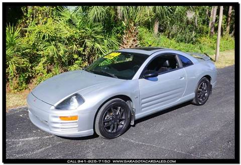 2000 Mitsubishi Eclipse For Sale  Carsforsalecom