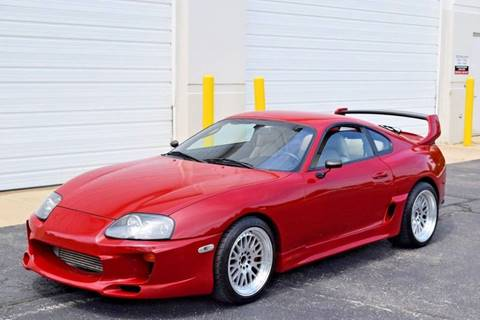 Used Toyota Supra For Sale Carsforsale Com