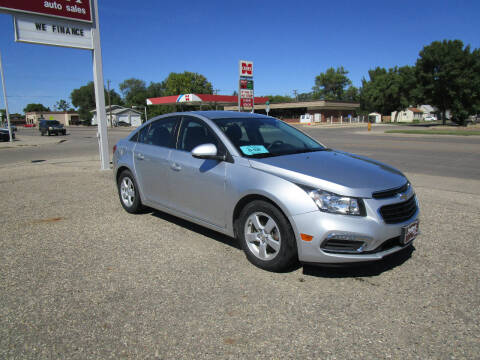 2016 Chevrolet Cruze Limited for sale at Padgett Auto Sales in Aberdeen SD