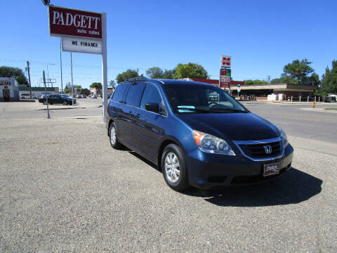 2010 Honda Odyssey for sale at Padgett Auto Sales in Aberdeen SD