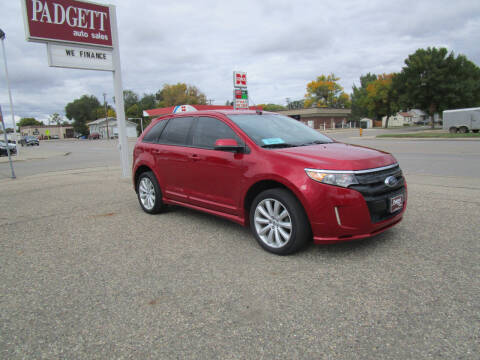 2011 Ford Edge for sale at Padgett Auto Sales in Aberdeen SD