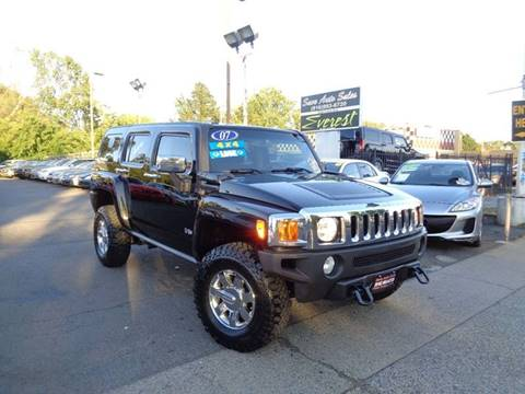 2007 HUMMER H3 for sale at Save Auto Sales in Sacramento CA