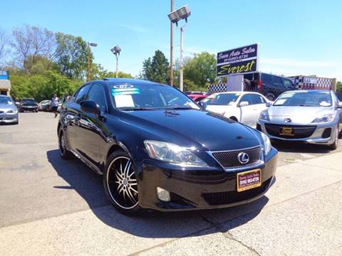 2007 Lexus IS 250 for sale at Save Auto Sales in Sacramento CA