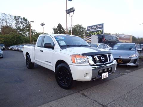 2008 Nissan Titan for sale at Save Auto Sales in Sacramento CA