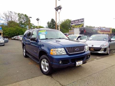 2004 Ford Explorer for sale at Save Auto Sales in Sacramento CA