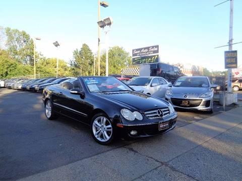 2006 Mercedes-Benz CLK for sale at Save Auto Sales in Sacramento CA
