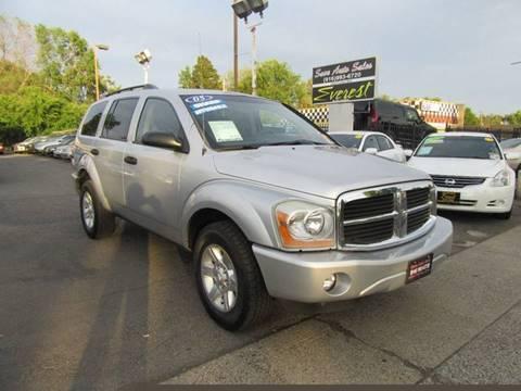 2005 Dodge Durango for sale at Save Auto Sales in Sacramento CA