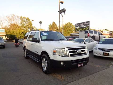 2007 Ford Expedition for sale at Save Auto Sales in Sacramento CA