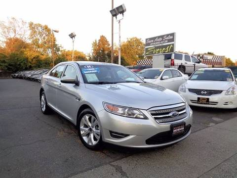 2011 Ford Taurus for sale at Save Auto Sales in Sacramento CA