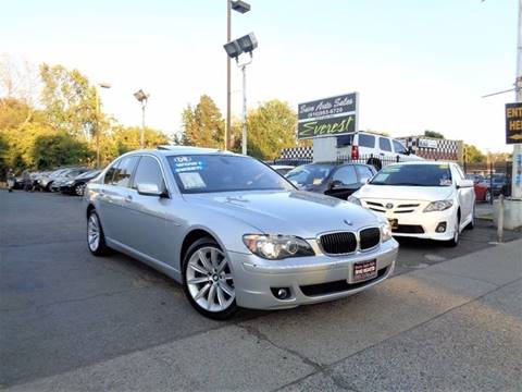2008 BMW 7 Series for sale at Save Auto Sales in Sacramento CA