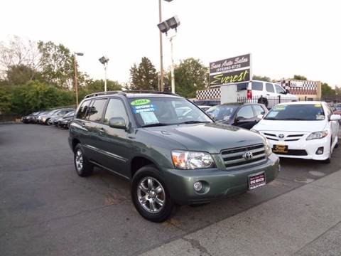 2004 Toyota Highlander for sale at Save Auto Sales in Sacramento CA