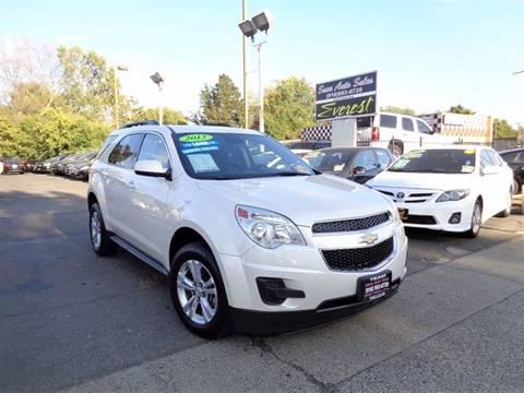 2013 Chevrolet Equinox for sale at Save Auto Sales in Sacramento CA