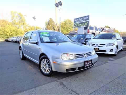 2005 Volkswagen Golf for sale at Save Auto Sales in Sacramento CA