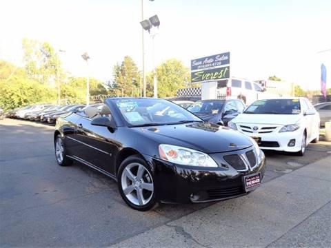 2006 Pontiac G6 for sale at Save Auto Sales in Sacramento CA