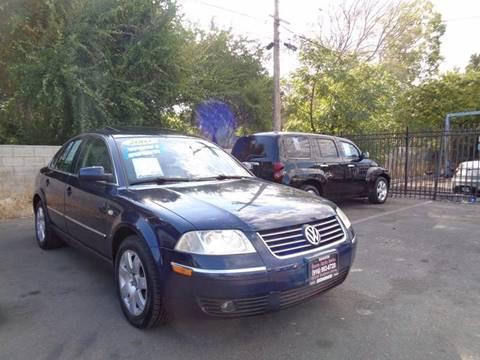 2003 Volkswagen Passat for sale at Save Auto Sales in Sacramento CA